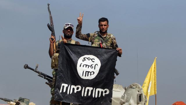More than guns needed to defeat ISIS